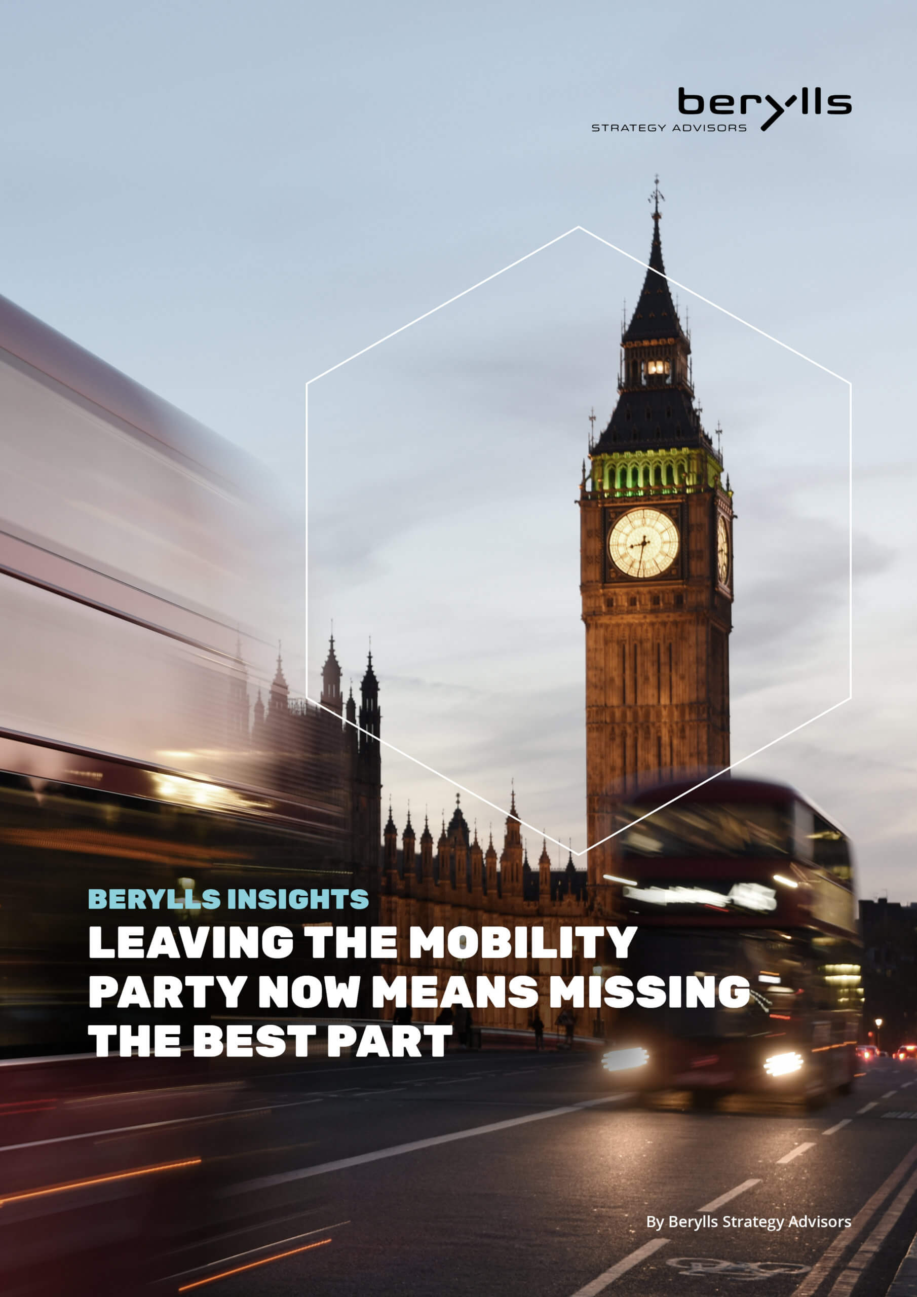 Leaving The Mobility Party Now Means Missing The Best Part Berylls Making Automobility Viable